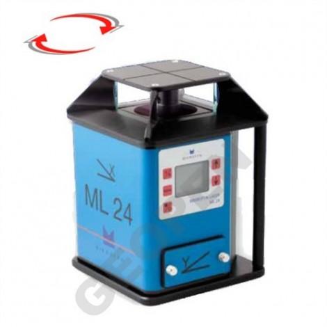 Sklonový rotační laser MIKROFYN ML 24