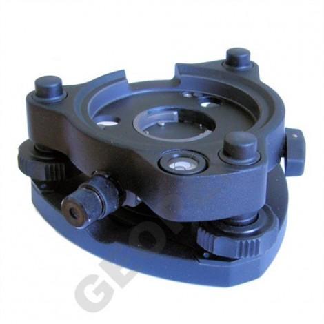 Třínožka s optickou centrací pro přesné přístroje