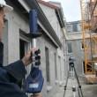 Teleskopická laserová lať s displejem Smart Rod