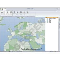 Giodis - software pro vyhodnocování měření v GNSS