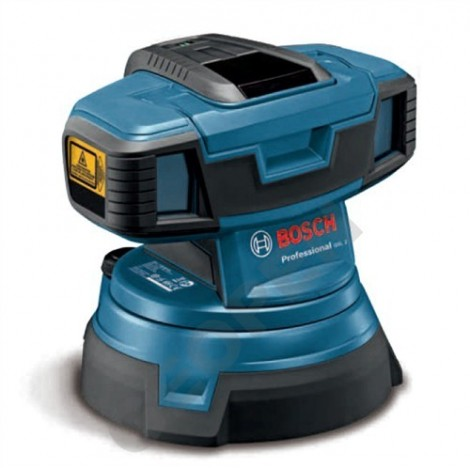 Podlahový čárový laser Bosch GSL 2