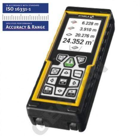 laserový dálkoměr Stabila LD 520 s kamerou