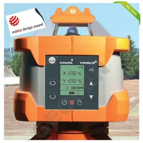 Sklonový rotační laser Nedo PRIMUS 2 HVA2N