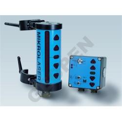 Použitý laserový přijímač MD 1  s řídící jednotkou RD 1