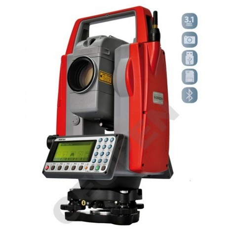 Totální stanice PENTAX R-2502DN s vestavěným fotoaparátem