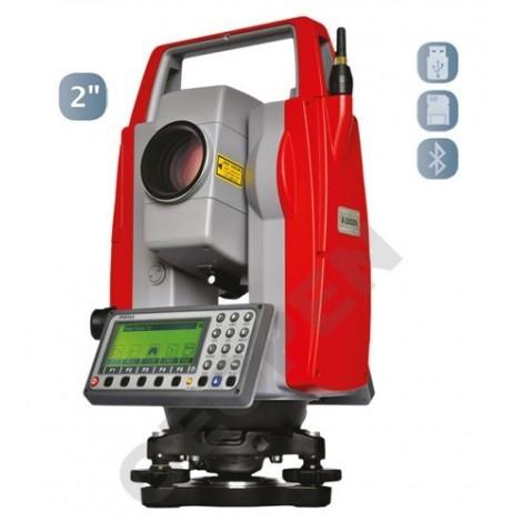 Totální stanice PENTAX R-2502N s laserovou olovnicí a USB mini
