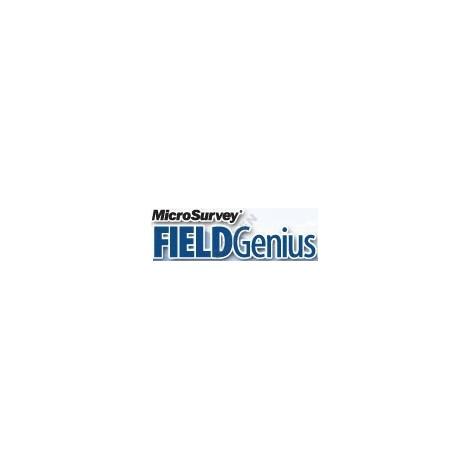FieldGenius - software pro geodetické měření