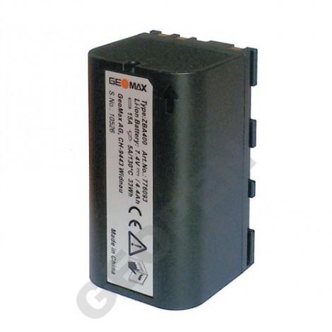 Dobíjitelná Li-on baterie Geomax ZBA400 (Leica GEB221)