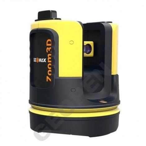Robotický laserový dálkoměr Geomax Zoom3D