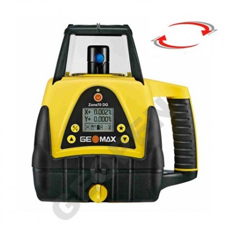 Rotační sklonový laser Zone 70DG