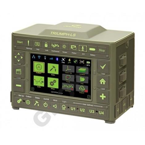 Triumph L.S. - kompaktní GNSS pro geodety i GIS