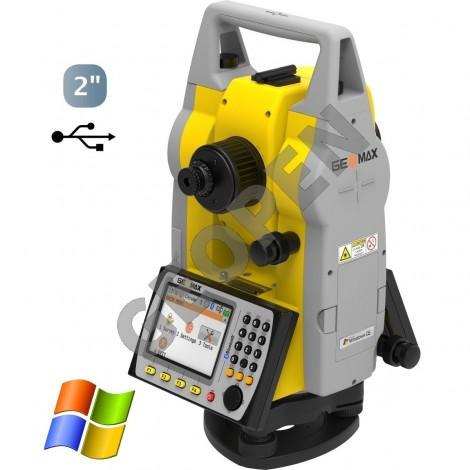 """Přesná totální stanice GEOPEN Zoom40 2"""" s USB portem a Windows"""