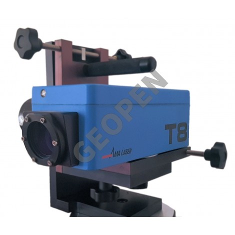 Tunelový laser AMA T8 má robustní konstrukci