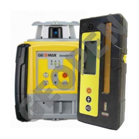 Rotační laser Zone 20HV a přijímač ZRB90