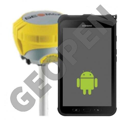 Geomax Zenith35 PRO s Galaxy Tab
