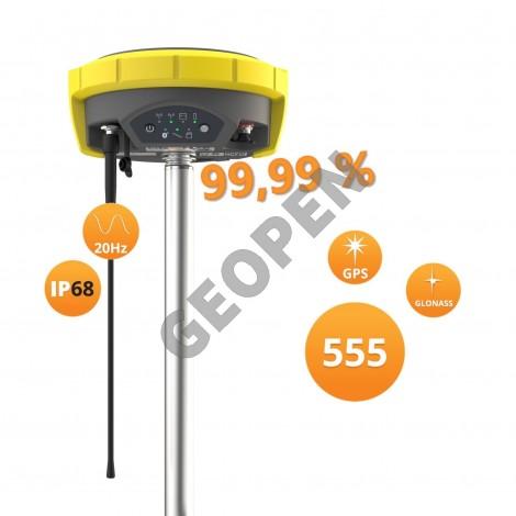 GNSS přijímač Geomax Zenith40 s 555 kanály