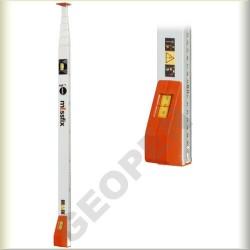 Výsuvná měřící tyč mEssfix 3m