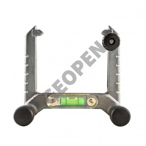Držák cílového terče pro potrubní laser Topcon
