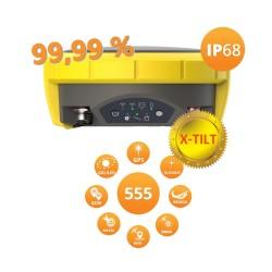 RTK sestava Geomax Zenith40 s 555 kanály