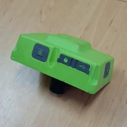 Použitý GNSS přijímač Javad Triumph2 pro RTK
