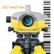 přesná nivelační sada Geomax ZDL700