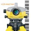 standardní nivelační sada Geomax ZDL700