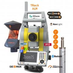 One-man systém GEOMAX Zoom75 Passive