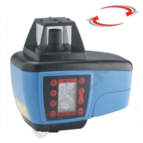 Sklonový rotační laser MIKROFYN ML 14i