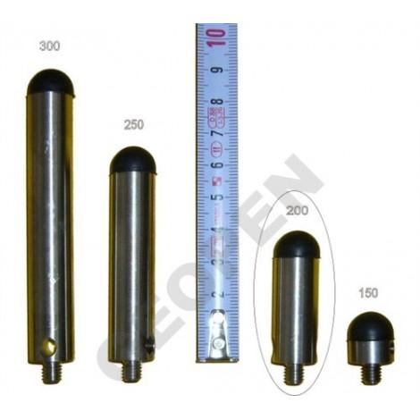 Nožka pro potrubní laser pro potrubí o průměru 200mm
