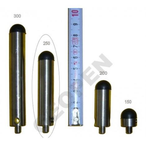 Šroubovací nohy pro potrubní laser pro potrubí o průměru 250mm