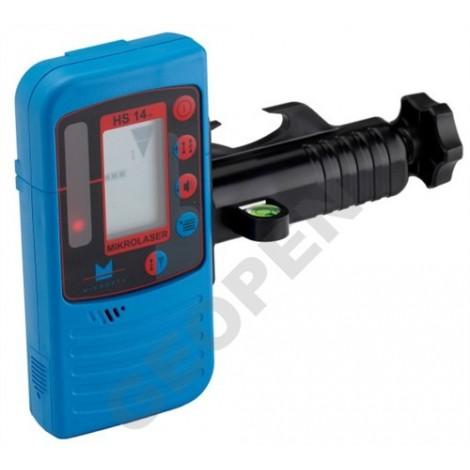 Laserový detektor a ovladač HS 14 s držákem