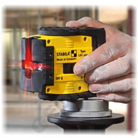 Křížový laser Stabila LAX-200 Komplet Set