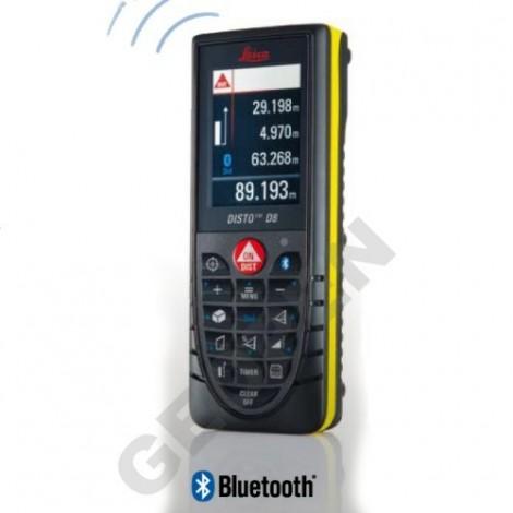 LEICA Disto D8 - laserový dálkoměr s Bluetooth