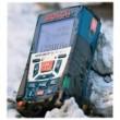 Laserový dálkoměr BOSCH GLM 250 VF Professional