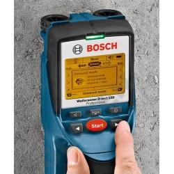 Detektor Bosch Wallscanner D-tect 150 Professional