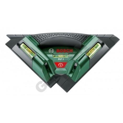 Laserový úhelník Bosch PLT 2